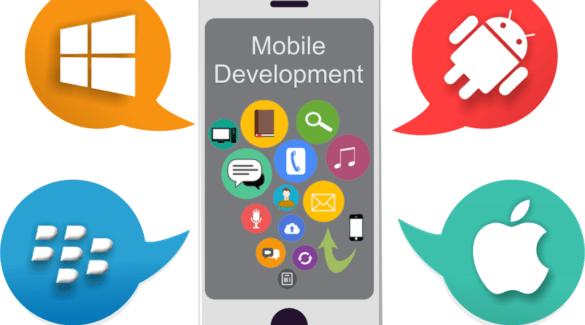 Best Technologies Used While Developing Mobile Application